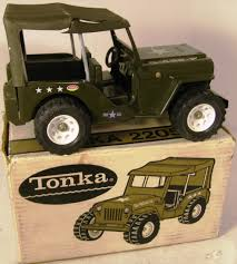 army jeep vintage tonka us army jeep 2205 boxed severn beach antiques