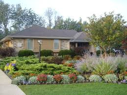 landscaping ideas for small ranch style homes front yard home style