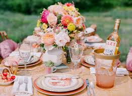 bridal luncheon bridal luncheon ideas ruffled