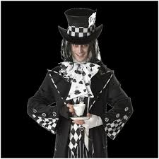 Halloween Costumes Mad Hatter Dark Mad Hatter Halloween Costume Mad Horror