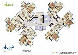 cluster house plans house plan fresh cluster housing design plans cluster housing
