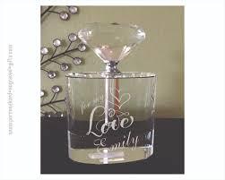 engraving items engraved perfume bottles