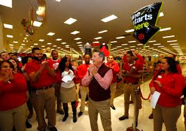 black friday specials target store target reports strong start to black friday weekend online and in