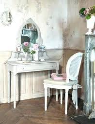 coiffeuse de chambre pour femme coiffeuse de chambre avec pouf et miroir luce meuble coiffeuse de