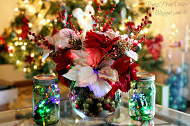 christmas decor for center table pang s photo diary christmas decor diy