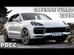 porsche cayenne pdcc porsche cayenne turbo 2018 ride handling pdcc