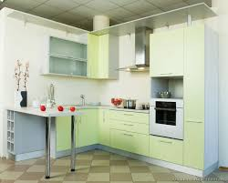 green white kitchen kitchen idea of the day modern light green kitchen green