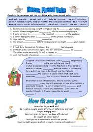 107 free esl phrasal verbs worksheets for advanced c1 level