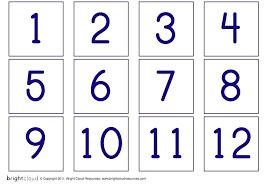 free printable number flashcards 1 20 printable 1 20 printable number flash cards