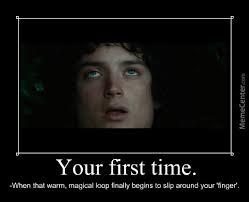 Frodo Meme - teach me what it feels like mr frodo by adiviv95 meme center