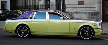yellow rolls royce rolls royce phantom by pablo rabiella used daewoo cars