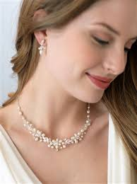 pearl necklace wedding set images Pearl wedding jewelry shop bridal jewelry usabride jpg