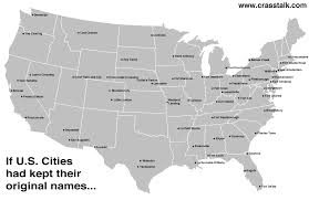 Major Cities Of Usa Map by Funny Maps Of America 12 U S Maps You Won U0027t Find In A Textbook