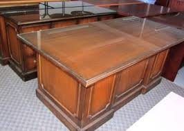 Executive Desk And Credenza Executive Office Works