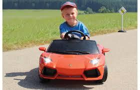 Lamborghini Aventador Orange - ride on lamborghini aventador orange jamara shop