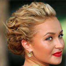 Hochsteckfrisurenen Kurze Haare Locken by Inspiration Hochsteckfrisur Für Prom Frisuren 2015 Hair