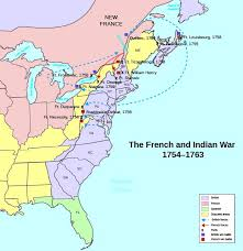 america map before and after and indian war 18 best indian war 17541763 images on