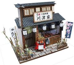 house kit billy doll house kit shibamata eel shop 8833 c183 ebay