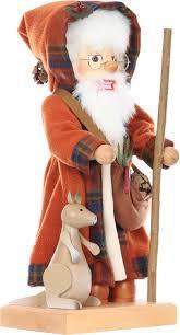 Nutcracker Christmas Decorations Australia by Nutcracker Australian Santa Limited Edition 45 Cm 17 7in By