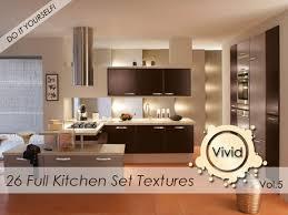 second kitchen furniture second marketplace kitchen set pack5