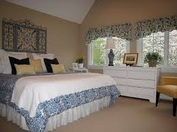 Houzz Traditional Bedrooms - traditional blue bedroom video and photos madlonsbigbear com