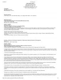 Federal Resume Examples by Resume For Federal Job Contegri Com