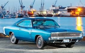 Dodge Challenger 1968 - 1968 dodge charger r t 426 hemi first drive motor trend clasic