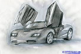 be an artist how to sketch cars