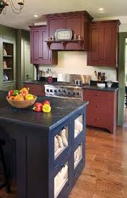 primitive kitchen islands best 25 primitive kitchen cabinets ideas on primitive