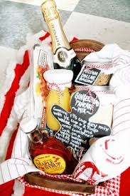 gift baskets for couples breakfast basket christmas gift idea everything christmas