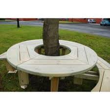 Circular Bench Around Tree The Picnic Table Around A Tree I Built Today Diy Pinterest