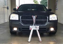 plasti dip jeep emblem plasti dipped my grill bumper rt awd