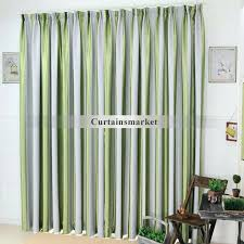 striped ds window treatments energy saving and blackout grey and green striped curtains striped kitchen curtains