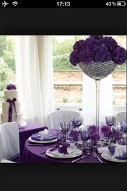 Silver Wedding Centerpieces by 94 Best Reception Centerpieces Images On Pinterest Marriage