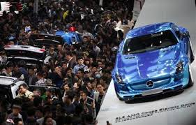 mercedes market daimler s mercedes sees digit growth in china market