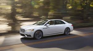 lincoln 2017 car the monumentally important 2017 continental announces a new beginning