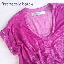 free people free people beach burnout tee from s k posh