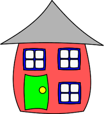 free house clipart 134767