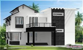Single Floor House Designs Kerala by Awesome Flat Roof House Design On 1600x943 Single Floor House Flat