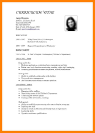 format to make a resume 15 how to make cv for barber resume