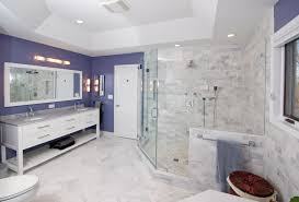 bathtub decor ideas bathroom decoration exciting about small astonishing home remodelers bathroom design with white tub exciting ideas purple wall color paint and ikea