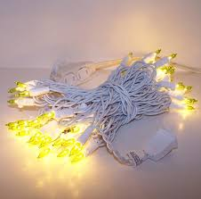 chartreuse lights chartreuse mini lights green wire w
