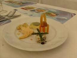 chartreuse cuisine truite farcie eu fenouil chartreuse de chou fondant photo de