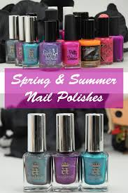 nail polish to try now for spring and summer brights u0026 a few demure