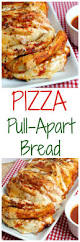 pizza pull apart bread the perfect appetizer for any football