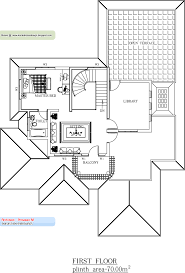 9 2 storey house design with 3d floor plan house plan kerala