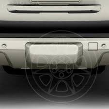 2007 cadillac escalade hitch cover amazon com 2008 2013 chevrolet tahoe trailer hitch cover by gm