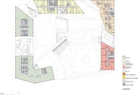 office block floor plans gallery of in progress sliced porosity block steven holl