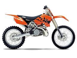 2003 Ktm 250 Sx 2003 2ri De