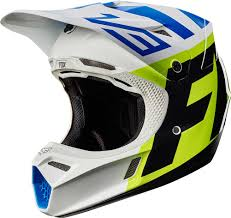 motocross helmets for kids 2017 fox racing v3 creo helmet motocross dirtbike offroad mens
